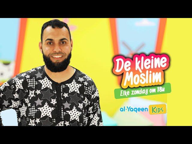 Het kinderprogramma 'De kleine moslim'