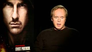 """Brad Bird Talks About """"Mission Impossible -- Ghost Protocol"""""""