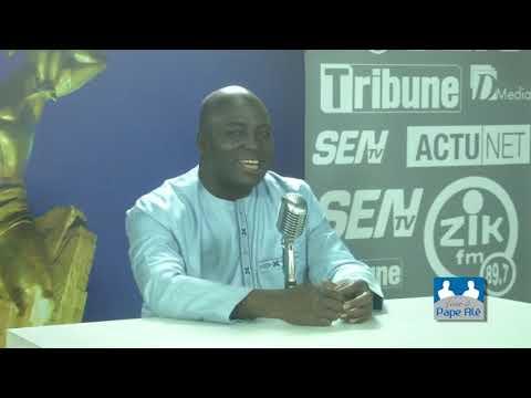 Bamba FALL  : Khalifa Sall
