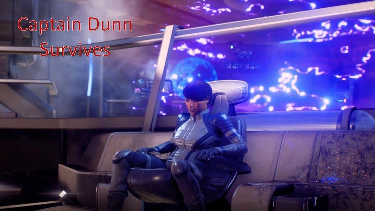captain dunn mass effect