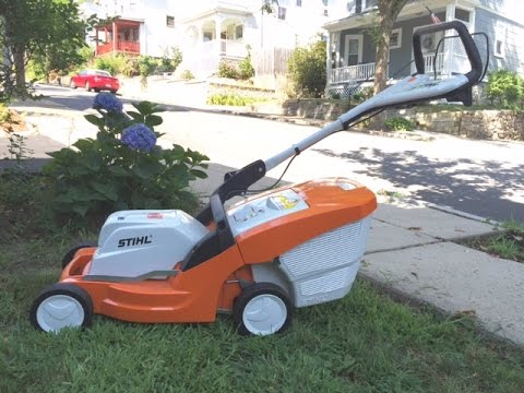 stihl-cordless-lawnmower-rma-410:-tools-on-tap-episode-#5