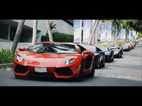 Royal Cliff Hotels Group Welcomes Lamborghini Club Thailand