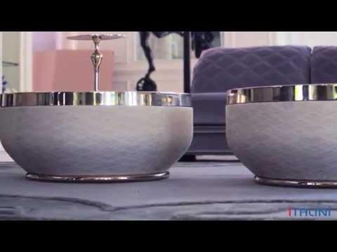 Мебель итальянской фабрики Longhi. ITALINI - поставщик мебели из Италии