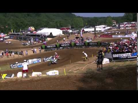 FIM Motocross World Championship   MXoN   Best Moments 2015