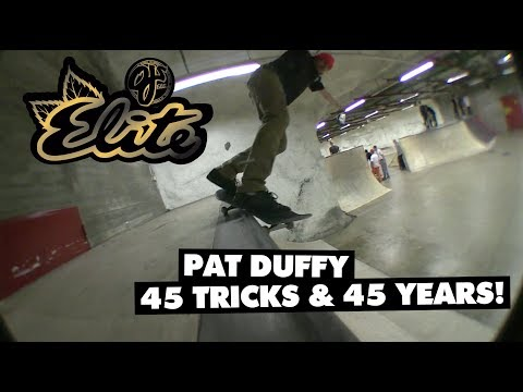 45 Tricks | 45 Years - Pat Duffy | Elite Urethane