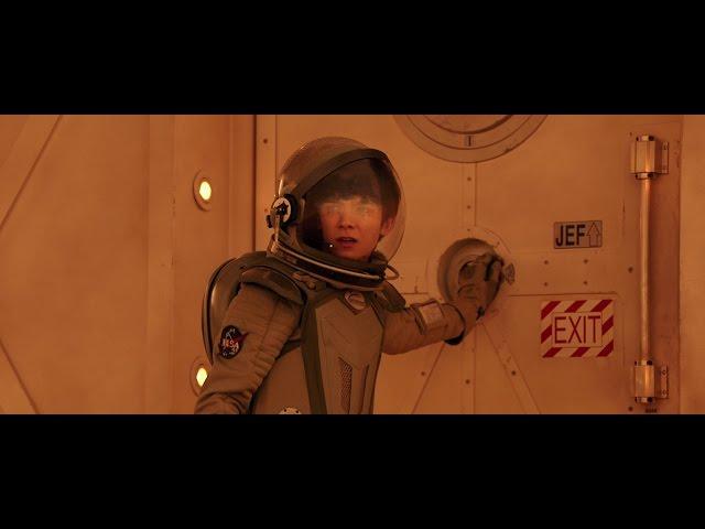 스페이스 비트윈 어스 - 1차 공식 예고편 (한글자막)