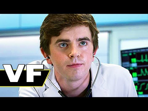 GOOD DOCTOR Bande Annonce VF (Série 2018) Freddie Highmore thumbnail