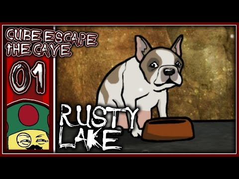 ZURÜCK IN RUSTY LAKE! - Cube Escape: The Cave | Part 1