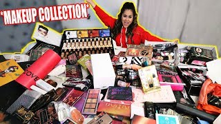MY MAKEUP COLLECTION! *GETTING RID OF MY MAKEUP*