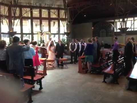 Aimee rhodes wedding