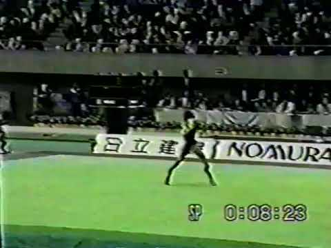 1990 World Sports Fair gymnastics Women's AA