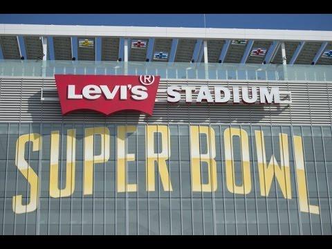 How the Levi's Stadium was built ?