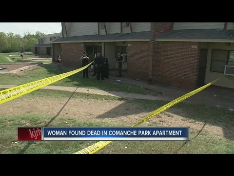 Woman Found Dead In Comanche Park Apartment