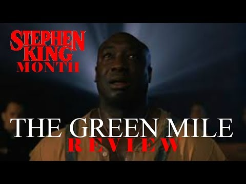 """a review of the green mile by stephen king Supersummary, a modern alternative to sparknotes and cliffsnotes, offers high-quality study guides for challenging works of literature this 67-page guide for """"the green mile"""" by stephen king includes detailed chapter summaries and analysis covering 60 chapters, as well as several more in-depth sections of expert-written literary analysis."""