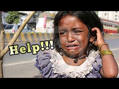 Life of Orphans in India | Will You Help? | You will Cry After Watching This Video