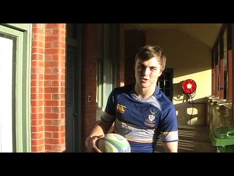 Churchie Rugby Fantasy Files