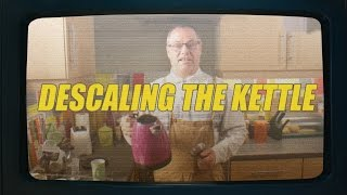 How To Descale A Kettle   Geoff's Hacks