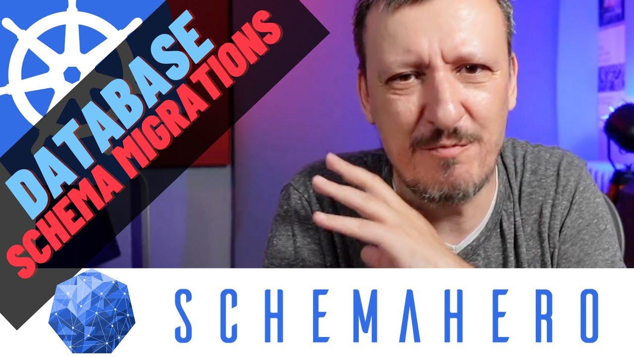SchemaHero: Database Schema Migrations Inside Kubernetes