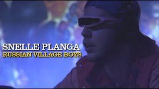 RUSSIAN VILLAGE BOYS - SNELLE PLANGA (LYRICS VIDEO)
