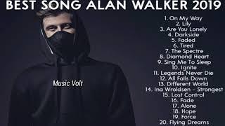 Lagu Barat 2019 - PALING ENAK DIDENGAR #alanwalker