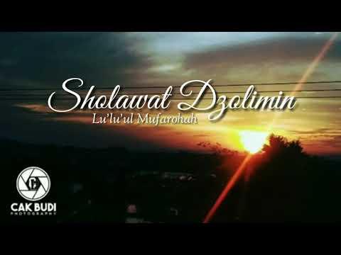 Sholawat Dzolimin
