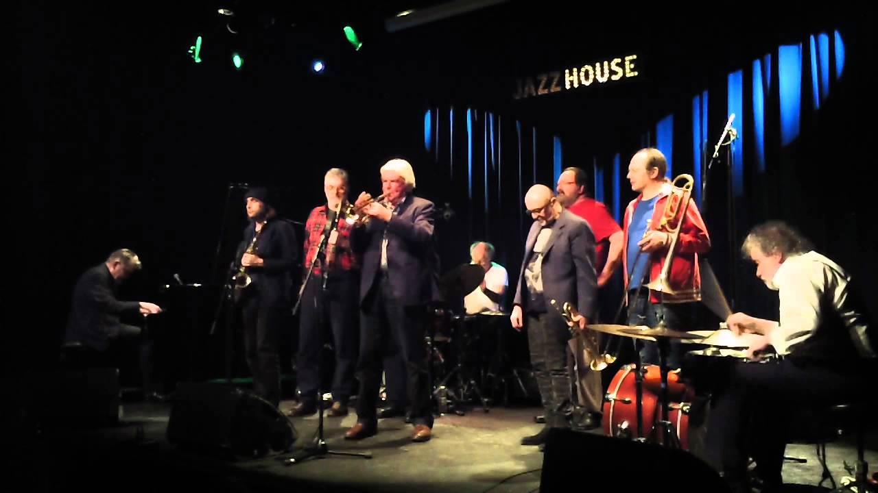 Globe Unity Orchestra Part 1 Of 5 At Jazzhouse Copenhagen 25th Of