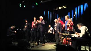 GLOBE UNITY ORCHESTRA performing live at Jazzhouse, Copenhagen on t...