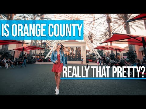 Is Orange County, California As Pretty As It Appears On TV?
