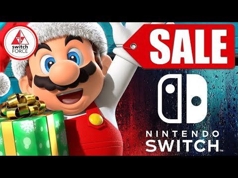 Nintendo eShop Black Friday SALE IS HUGE! BEST DEALS FOR SWITCH!