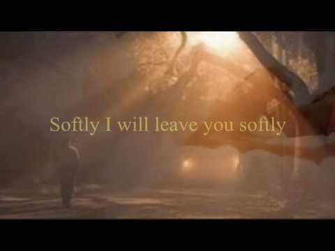 Matt Monro - Softly As I Leave You - With Lyrics