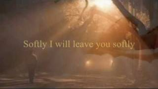 Matt Monro - Softly As I Leave You - With Lyrics