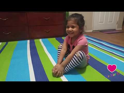 Yoga for overall well being| Yoga for Kids| Simple asanas for kids