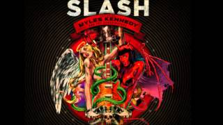 Slash - Far and Away (Lyrics)