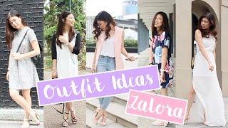 Outfit of the Week // ZALORA Philippines | Janina Vela