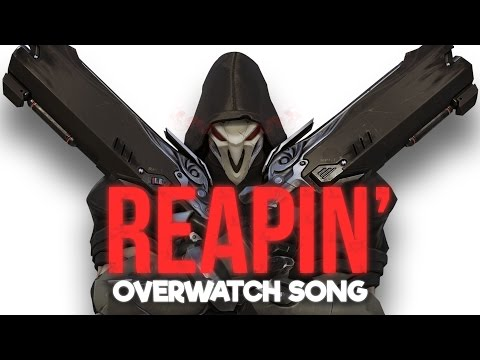 Instalok - Reapin' [Overwatch] (twenty one pilots: Heathens PARODY)