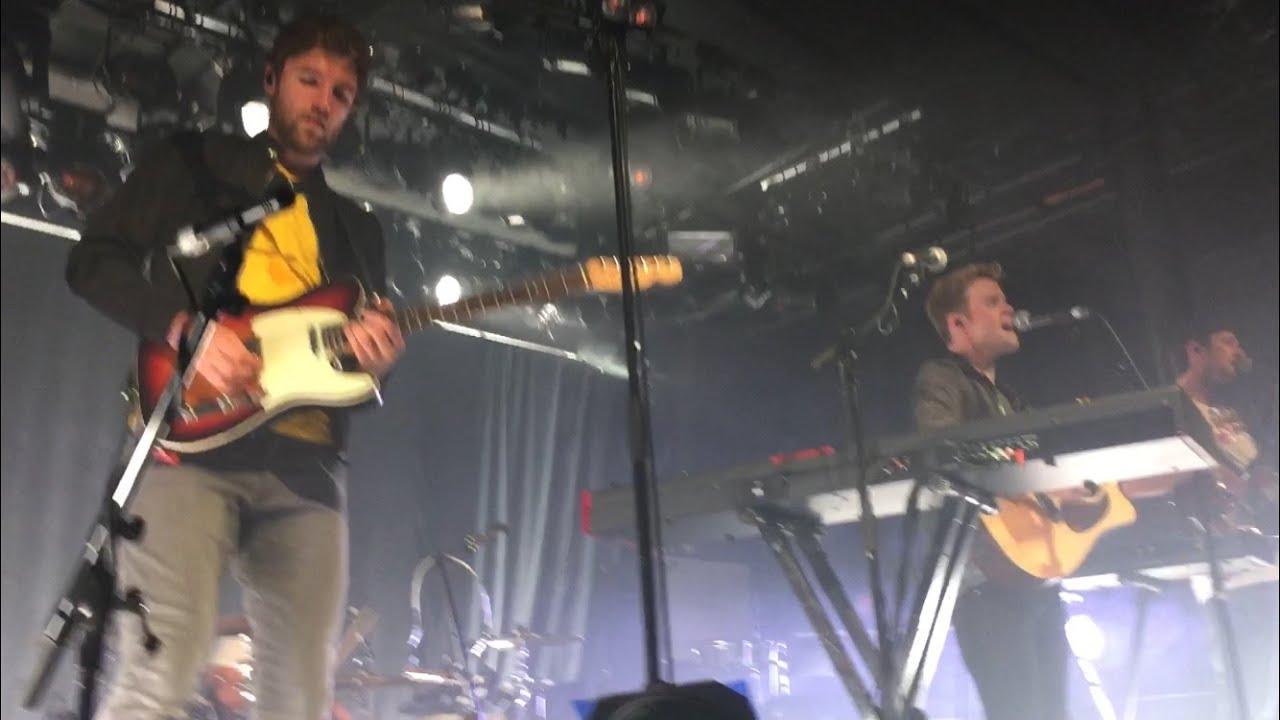 Kodaline - One Day live (Stockholm 2018)
