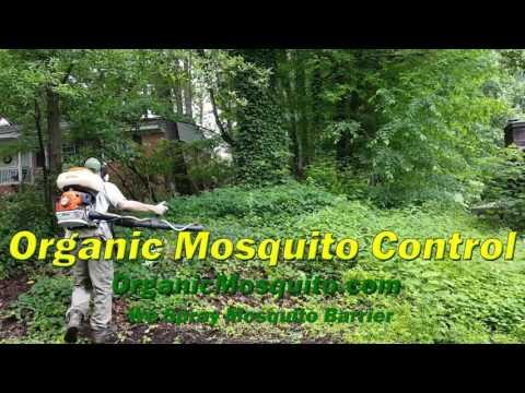 Carolina Organic Mosquito Control Raleigh NC