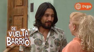 ¡Pancho consigue trabajitos especiales que hacen dudar a Amanda! - De Vuelta al Barrio 09/04/2018