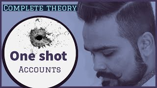 Complete theory of accounts in 1 video Class 12 Accounts One shot accounts