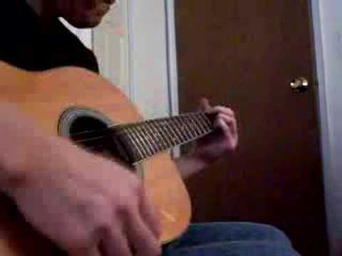Lifehouse mesmerized guitar cover