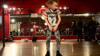 Baixar - Chris Brown Came To Do Choreography Ft 11 Yr Old Taylor Hatala Antoinetroupe Grátis