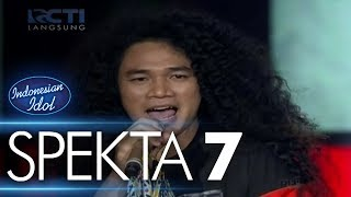 Video CHANDRA - TUA KELADI (Anggun) - Spekta Show Top 9 - Indonesian Idol 2018 download MP3, 3GP, MP4, WEBM, AVI, FLV September 2018