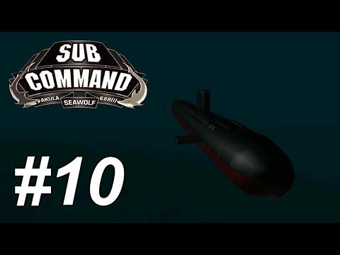 Sub Command: Akula (10) Missile Test (1/2)