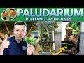 - Zoo Med Paludarium Habitat Build w/ Anes Hotic