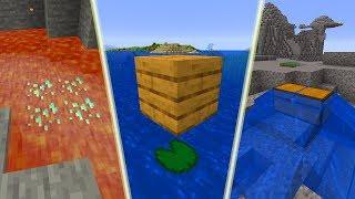 8 Mega Przydatnych LIFEHACKÓW w Minecraft 1.15, Które MUSISZ ZNAĆ!