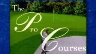 Microsoft Golf 3.0- Old Video Demo