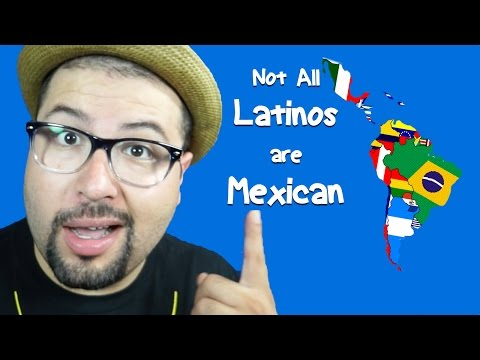 Not All Latinos Are Mexican - P.O.V with Eddie G (Episode 7)