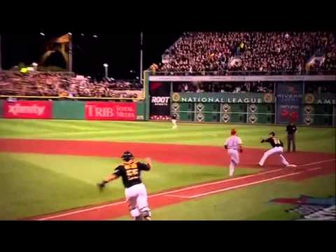mlb on tbs moments:  Pirates secure their spot in the NLDS!