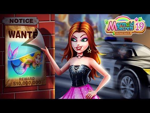 Mermaid Secrets19Mermaid Princess for PC/Laptop Windows(7,8,10) & Mac Free Download