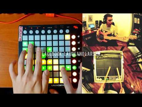 Danny Ocean - Me Rehuso (Cumbia EDIT)   Launchpad + SpdS + Bass